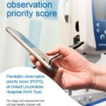 Paediatric observation priority score (POPS) poster