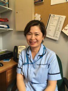 Jenny Meng dementia practitioner