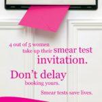 Jo's cervical cancer trust poster