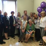 Bereavement staff and family