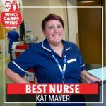 Best nurse Kat Mayer