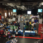 Health and careers event