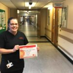 A photograph of Laura Strong, Sepsis Practitioner. JPEG
