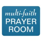 Multi-faith prayer room icon