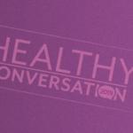 Health Conversation web banner