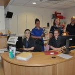 ULHT bookings clerks