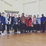 Newly qualified nurses are welcomed to the Trust