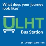 ULHT Bus Station logo
