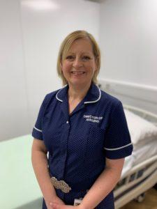 Dr Karen Dunderdale, Director of Nursing