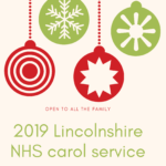 NHS carol service