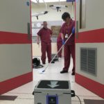 HPV machine in use at Lincoln County Hospital