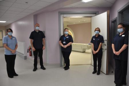 Louth MRI team