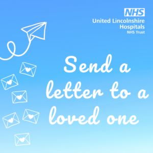 Send a letter to a loved one