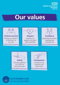 ULHT Values