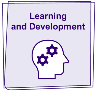 Learning and development icon