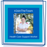 Join the team HCSW