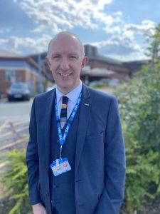 United Lincolnshire Hospitals NHS Trust Medical Director, Dr Colin Farquharson.